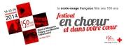 Festival 150 ans Croix-Rouge à Dieulouard 54380 Dieulouard du 16-11-2014 à 13:00 au 16-11-2014 à 15:00