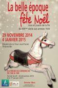 Exposition La Belle Epoque Fête Noël à Thionville 57100 Thionville du 29-11-2014 à 12:00 au 04-01-2015 à 16:00