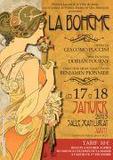 Opéra La Bohème à Jarny 54800 Jarny du 17-01-2015 à 18:00 au 18-01-2015 à 17:00