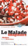 Le Malade Imaginaire Théâtre Manufacture à Nancy 54014 Nancy du 13-01-2015 à 18:30 au 24-01-2015 à 17:00