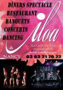 Choucroute Party ILOA Nancy Show Liberta 54130 Dommartemont du 01-03-2015 à 09:00 au 01-03-2015 à 13:00
