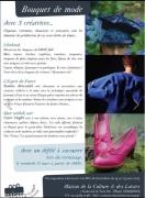 Exposition Bouquet de mode à Gérardmer 88400 Gérardmer du 13-03-2015 à 08:00 au 23-03-2015 à 16:00
