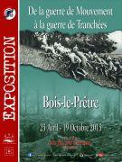 Exposition Guerre de Mouvement, Guerre des Tranchées 54700 Pont-à-Mousson du 25-04-2015 à 12:00 au 19-10-2015 à 15:00