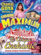 Cirque Maximum à Charmes 88130 Charmes du 16-05-2015 à 18:30 au 17-05-2015 à 13:00