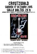 Concert Rock High Voltage Tribute AC/DC à Creutzwald 57150 Creutzwald du 17-10-2015 à 18:00 au 17-10-2015 à 21:00