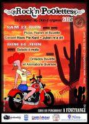 Rock'n'PoOlettes à Fénétrange 57930 Fénétrange du 13-06-2015 à 16:00 au 14-06-2015 à 16:00