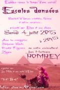 Spectacle Escales Dansées à Pompey 54340 Pompey du 04-07-2015 à 18:15 au 04-07-2015 à 20:30