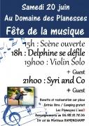 Fête de la Musique à Ferdrupt 88360 Ferdrupt du 20-06-2015 à 13:00 au 20-06-2015 à 20:30