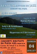 Festival Autour du Jazz Girmont Val d'Ajol 88340 Girmont-Val-d'Ajol du 04-07-2015 à 17:00 au 04-07-2015 à 20:30