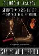 Cirque Rouages à Saint-Amé 88120 Saint-Amé du 29-08-2015 à 16:00 au 29-08-2015 à 20:00