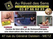 Rentrée 2015 au Réveil des Sens à Metz 57000 Metz du 01-09-2015 à 07:00 au 30-09-2015 à 19:00