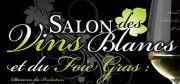 Salon des Vins Blancs et Foie Gras de Sierck-les-Bains 57480 Sierck-les-Bains du 24-10-2015 à 12:00 au 25-10-2015 à 17:00