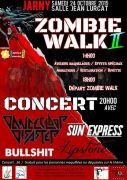 Zombie Walk II à Jarny 54800 Jarny du 24-10-2015 à 12:00 au 24-10-2015 à 20:00