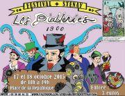 Festival Les Diableries de Stenay 55700 Stenay du 17-10-2015 à 09:00 au 18-10-2015 à 17:00