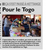 Bourse aux Jouets à Hettange-Grande 57330 Hettange-Grande du 15-11-2015 à 07:00 au 15-11-2015 à 15:30