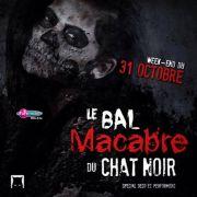 Bal Macabre Halloween au Chat Noir Nancy 54000 Nancy du 29-10-2015 à 21:30 au 01-11-2015 à 03:30