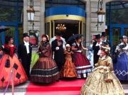 Week-end XIXème Siècle Grand Hôtel Plombières 88370 Plombières-les-Bains du 12-12-2015 à 13:00 au 13-12-2015 à 09:00