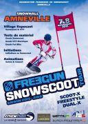 Compétition Snowscoot Tour Snowhall Amnéville 57360 Amnéville du 07-11-2015 à 08:00 au 08-11-2015 à 16:00