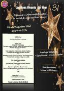Soirée Saint-Sylvestre Hôtel d'Angleterre à Vittel 88800 Vittel du 31-12-2015 à 18:00 au 01-01-2016 à 02:00