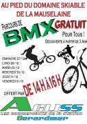 Parcours BMX Gratuit Gérardmer Mauselaine 88400 Gérardmer du 27-12-2015 à 12:00 au 01-01-2016 à 14:00