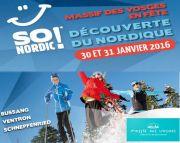 Fête du Ski Nordique dans les Vosges 88540 Bussang du 30-01-2016 à 07:00 au 31-01-2016 à 17:00