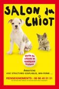 Salon du Chiot aux Arènes de Metz 57000 Metz du 23-01-2016 à 08:00 au 24-01-2016 à 16:30