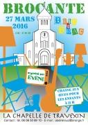Brocante Chasse aux Oeufs à Cornimont 88310 Cornimont du 27-03-2016 à 03:00 au 27-03-2016 à 15:30