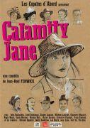 Comédie Calamity Jane à Etival Clairefontaine 88480 Étival-Clairefontaine du 20-02-2016 à 18:30 au 20-02-2016 à 20:30