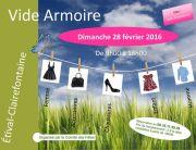 Vide Armoires à Étival-Clairefontaine 88480 Étival-Clairefontaine du 28-02-2016 à 07:00 au 28-02-2016 à 16:00