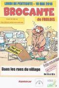 Brocante Vide Grenier à Frolois 54160 Frolois du 16-05-2016 à 06:00 au 16-05-2016 à 16:00