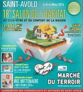 Salon de l'Habitat à Saint-Avold et Terroir 57500 Saint-Avold du 04-03-2016 à 08:00 au 06-03-2016 à 17:00