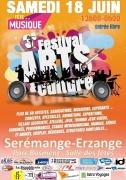 Festival Arts et Culture à Serémange-Erzange 57290 Serémange-Erzange du 18-06-2016 à 11:00 au 18-06-2016 à 21:59