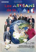 Exposition Artisans de la Paix à Verdun 55100 Verdun du 31-03-2016 à 08:00 au 31-03-2017 à 16:00