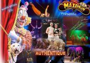 Cirque Maximum à Saint-Dié-des-Vosges 88100 Saint-Dié-des-Vosges du 29-04-2016 à 18:30 au 01-05-2016 à 16:00