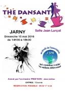 Thé Dansant et Tombola à Jarny 54800 Jarny du 15-05-2016 à 12:30 au 15-05-2016 à 16:30