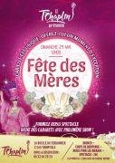 Fête des Mères au T'Chaplin à Thionville 57100 Thionville du 29-05-2016 à 10:00 au 29-05-2016 à 16:00