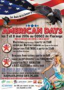 Festival American Days à Florange 57190 Florange du 07-05-2016 à 13:00 au 08-05-2016 à 16:00
