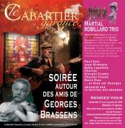 Concert Autour des Amis de Brassens à Laimont 55800 Laimont du 27-05-2016 à 18:00 au 27-05-2016 à 22:00