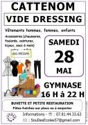 Vide Dressing à Cattenom 57570 Cattenom du 28-05-2016 à 14:50 au 28-05-2016 à 20:50