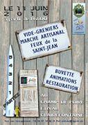 Feux de la Saint Jean à Etival-Clairefontaine 88480 Étival-Clairefontaine du 11-06-2016 à 14:00 au 11-06-2016 à 21:59
