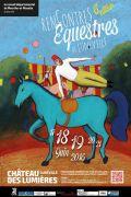 Rencontres Equestres de Lunéville  54300 Lunéville du 17-06-2016 à 18:00 au 21-06-2016 à 20:00