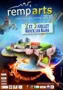Remp'Arts des Ducs de Lorraine à Sierck-les-Bains 57480 Sierck-les-Bains du 02-07-2016 à 12:00 au 03-07-2016 à 17:00