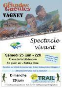 Spectacle Les Grandes Gueules à Vagney 88120 Vagney du 25-06-2016 à 19:00 au 25-06-2016 à 21:00