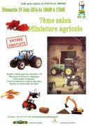 Salon de la Miniature Agricole à Poussay 88500 Poussay du 19-06-2016 à 08:00 au 19-06-2016 à 15:00