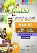 SoMAD Madine Course d'Obstacles au Lac 55210 Nonsard-Lamarche du 25-06-2016 à 07:00 au 26-06-2016 à 17:00