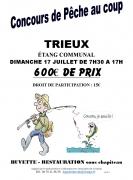 Concours de Pêche au Coup à Trieux 54750 Trieux du 17-07-2016 à 05:30 au 17-07-2016 à 16:00