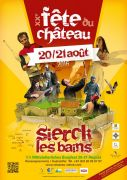 Fête du Château à Sierck-les-Bains 57480 Sierck-les-Bains du 20-08-2016 à 14:00 au 21-08-2016 à 17:00