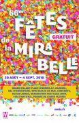 Fêtes de la Mirabelle Metz 57000 Metz du 20-08-2016 à 12:00 au 04-09-2016 à 18:00