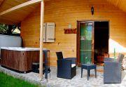 Séjour Vosges Chalet avec Jacuzzi Privé en Terrasse 88640 Rehaupal du 01-08-2016 à 08:00 au 28-08-2016 à 19:00