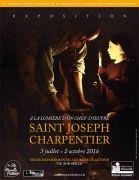 Exposition Saint Joseph Musée Georges de la Tour 57630 Vic-sur-Seille du 03-07-2016 à 08:00 au 02-10-2016 à 16:00